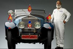 Arvind Singh Mewar ofUdaipur, the scion of the House of Mewar has become the first Indian ever to win a trophy at the recently-concluded annual Pebble Beach Concours d'Elegance event inCalifornia,USAon August Pebble Beach Concours, Concours D Elegance, India And Pakistan, Udaipur, Scion, King Queen, Rolls Royce, Monster Trucks, Royalty