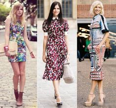 The Sublimation Printing World: ALL OVER SUBLIMATED DRESSES ARE IN FASHION NOW