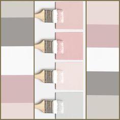 Paleta de cores que amooo! Mas claro que cada projeto tem seus difer. - COLOR : Paleta de cores que amooo! Mas claro que cada projeto tem seus difer. Paint Colors For Living Room, Paint Colors For Home, Room Paint, Bedroom Colors, House Colors, Bedroom Decor, Gold Room Decor, Study Room Decor, Paint Paint