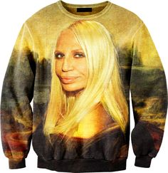 Donatella Versace - Sexier Sweater
