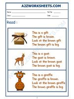 Worksheet of English Reading Practice - Words-Reading-English Printable English Worksheets, Worksheets For Class 1, Blends Worksheets, Reading Worksheets, Free Printables, First Grade, Grade 1, Sound Words, English Lessons For Kids