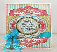 For the love of life: JustRite Papercrafts: Welcome Spring and Nested Cloud and Tag Dies