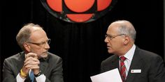 Canadians Would Pay For CBC, CBC Execs Tell CRTC. GATINEAU, Que. - The heads of CBC/Radio-Canada have told the country's broadcast regulator that Canadians are ready to pay to get the broadcaster's content even if many consider it an acquired right.They told hearings of the Canadian Radio-television...