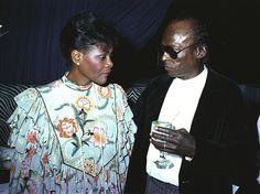 in Miles Davis enters into his third marriage, this time with actress Cicely Tyson in New York City. Best man was Bill Cosby. Jazz Artists, Jazz Musicians, Miles Davis, Celebrity Couples, Celebrity Photos, Black King And Queen, Cult Of Personality, Vintage Black Glamour, Black Actresses