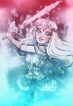 Dragon Games#Darling Charming@Ever After High