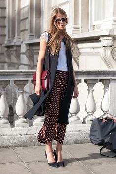 London Street Style | Fashion Week'12 #LFW #streetstyle #LondonFashionWeek
