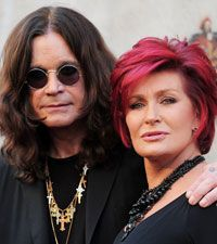 Celebrities: Latest news, pictures, exclusive interviews & features from HELLO! A look at the hottest celebrity relationships, pregnancies & break ups - Sharon and Ozzy Osbourne owe in taxes Ozzy Osbourne, Ozzy And Sharon Osbourne, Kelly Osbourne, Famous Tv Couples, Movie Couples, Famous Musicians, Famous Movies, Latest Celebrity News, Celebrity Photos