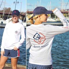 Red white and woo! Get 50% off everyones favorite anchor shorts and USA flag logo tee today only with code PATRIOT.