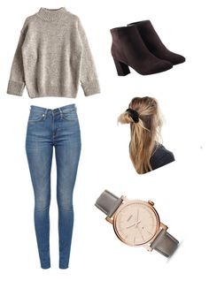 FALL Y'ALL!!!🍁🍁 by kakieklak on Polyvore featuring polyvore, fashion, style, Avon, FOSSIL, ASOS and clothing