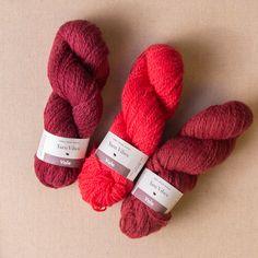 Valentine's day gift idea - Natural Yarn bundle Valentine Day Gifts, Irish, Romance, Natural, Red, Pattern, Romance Film, Romances, Irish Language