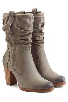 UGG Australia UGG Australia Stiefel Ws Dayton aus Leder – Grau
