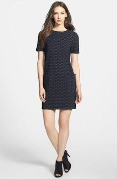 MARC BY MARC JACOBS 'Leyna Dotty' Ponte A-line Dress available at #Nordstrom