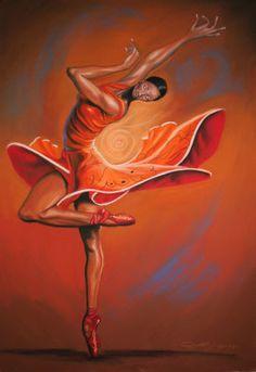 BALLERINA GIRL by Dion Pollard                                                                                                                                                                                 More