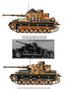 DAK Panzer Mk iv