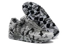 Nike Air Max 90 VT Mens Trainers On Sale Camouflage White