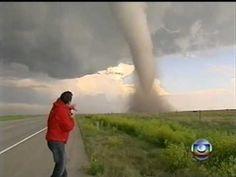 Fantástico - Rede Globo - Especial sobre Tornados - YouTube