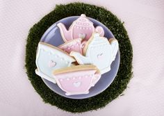 Alice In Wonderland - Themed Event Styling, Party Event Styling, Kids Birthday Dessert Tables   KMK