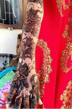 Henna Design By Fatima