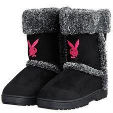 Play Boy snow boots