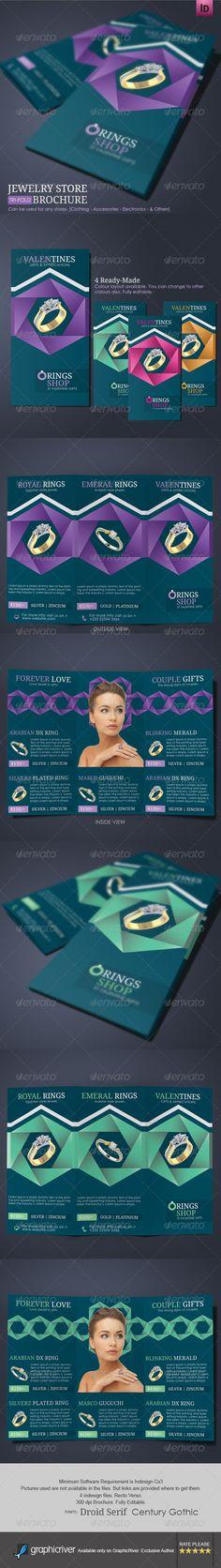 Makeup Artist Brochure Template  Brochures Brochure Template And