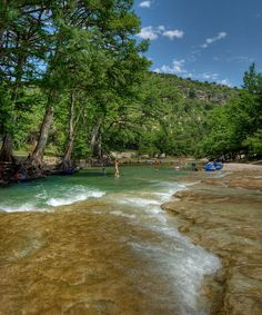 Frio Springs, Frio River, Leakey, TX