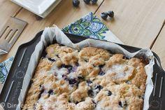 Blueberry Breakfast Cake @Dinnersdishesdessert