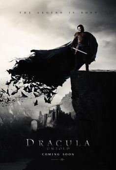 #Dracula Untold | Dracula Untold tem previsão de lançamento para o dia 16 de outubro nas salas brasileiras.