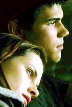 Jacob and Bella - The Twilight Saga