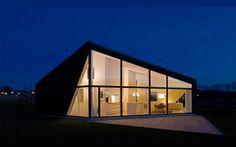 modern Scandinavian architecture design;