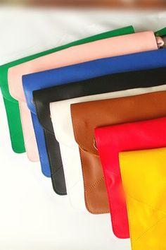 Oversized Simple Envelope Clutch Bag €20.75