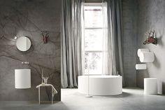 cotton cloud - wallpaper Inkiostro bianco