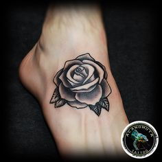Flower is a classic old school tattoo.We suggested both for women tattoo and men tattoo.