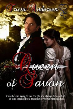 The cover to Queen of Savon!