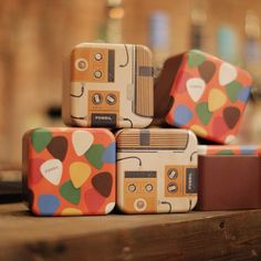 Spotted: our special edition music festival tins #ontheopenroad #Fossil