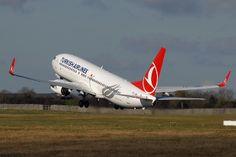 TC-JGH Boeing 737-8F2 Turkish Airlines
