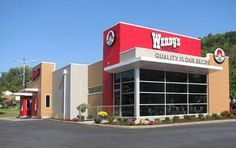 Wendy's tests 4 prototypes - UltraModern, Contemporary, Urban and Traditional (shown UltraModern)