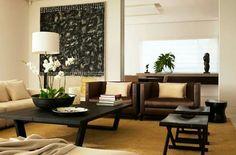 African interior design