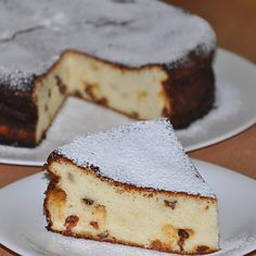 Pasca fara aluat cu branza de vaci Romanian Food, Romanian Recipes, Cheesecake Cupcakes, Just Bake, Dessert Bars, Cheesecakes, Panna Cotta, Bakery, Food And Drink