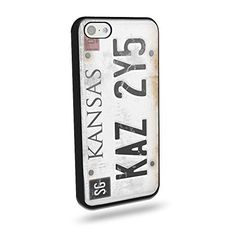 License Plate Supernatural Iphone and Samsung Galaxy TPU Case (Iphone 5/5s Black) ART http://www.amazon.com/dp/B00ZSYINZW/ref=cm_sw_r_pi_dp_8KSWvb1EHT3CE
