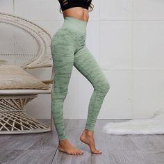 b9762d047ba0c Women's Workout Leggings Seamless Green Camo Yoga Pants Cheap Women's  Workout Leggings Seamless Green Camo Yoga Pants   Best Cheap Workout  Clothes ...