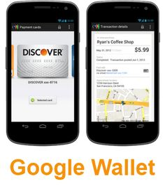 Google Transports Google Wallet to the Cloud, this is nice one..