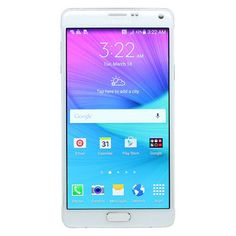 Samsung Galaxy Note 4 SM-N910T 32GB Smartphone for T-Mobile #Cell #Phones #Accessories #Smartphones #SM-N910T