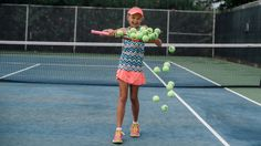 Tennis gear that keeps you as sharp as your serve | ivivva