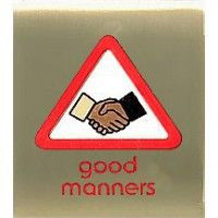 Good Manners Belt Loop for Cub Scouts