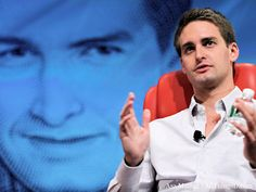 When People Live Their Lives Online, the Concept of Sharing Changes, Says Evan Spiegel (Video) Evan Spiegel, Snapchat S, Life Online, Share Online, Media Marketing, Social Media, Concept, Change, Sayings