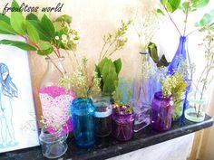 Ιδέες για γυάλινα βάζα!! (Διαγωνισμός!)