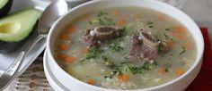 Tradicional, rica y nutritiva sopa colombiana. Es muy fácil, solo hay que seguir el paso a paso para prepararla. Deliciosa, espesa y con mucho sabor!