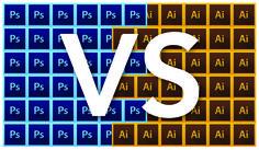 Illustrator vs Photoshop – The Ink Fish Print Studio Male Nurse, Fish Print, Interesting Reads, Judges, Lawyers, Graphic Designers, Doctors, Creative Design, Illustrator