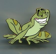 DLP Cast Lanyard Series 6 Naveen Princess and the Frog Disney Pin
