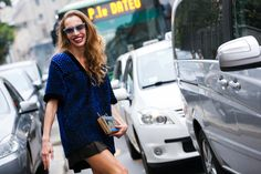 The Best of Milan Street Style. Milan street style fashion is chic, glamorous, can be quirky...take a look.